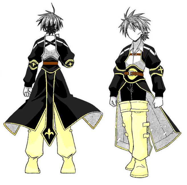 Una The Keyblade/Keyblade skills Transformation2