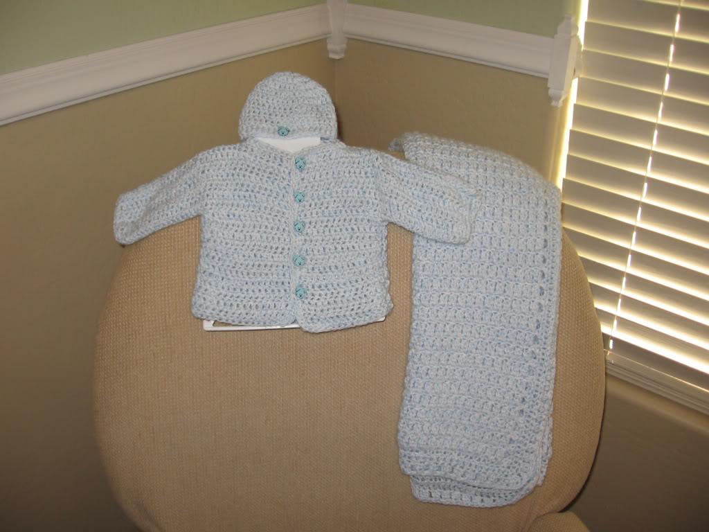 November/December SweaterBlanket