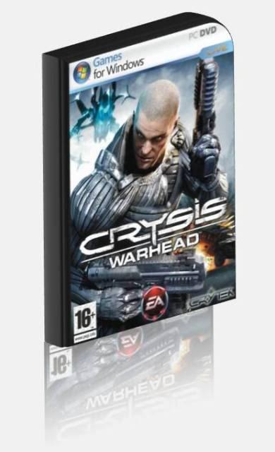 Algunos de los Mejores juegos de Pc CrysisWarheadTapa