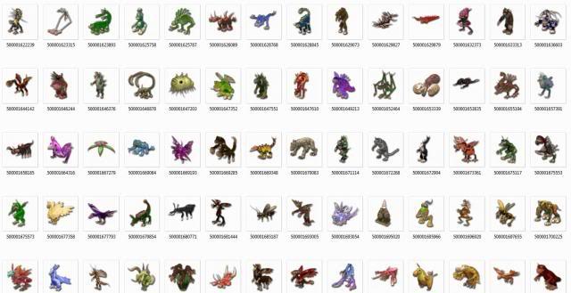Spore creature creator: battlers increíblemente personalizables, en 3-d,  y sencillos de hacer. SPORE2000