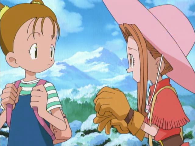 Qualidade Gráfica dos animes, está caindo com o tempo? CapturaEcra-DigimonAdventureEpisode29-XvidDVDRipMXRavi-11