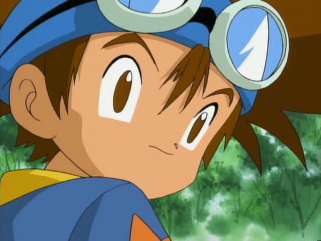 Qualidade Gráfica dos animes, está caindo com o tempo? CapturaEcra-DigimonAdventureEpisode29-XvidDVDRipMXRavi-9