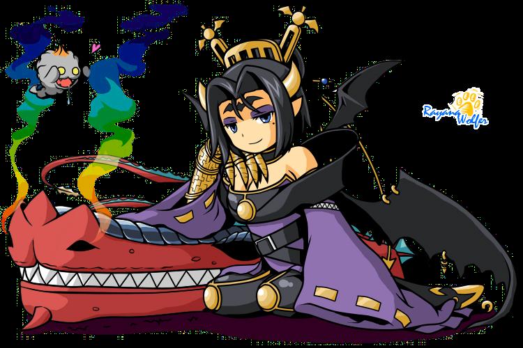 Workshop ★ デジタル Rainbow 09 - Página 2 Lilithmon