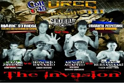 "URCC BAGUIO III ""THE INVASION"" Urcc"