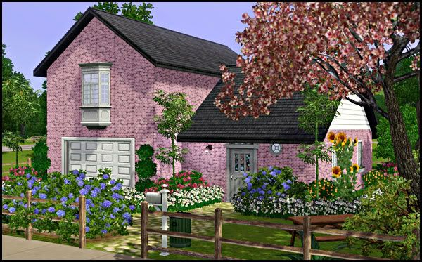 Colour Sims - Page 3 PinkCottage01