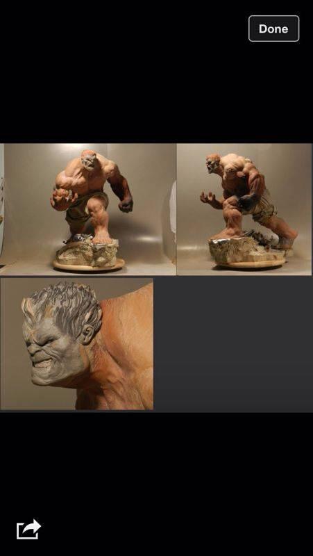 [Sideshow] Red Hulk Premium Format - LANÇADO!!! IMG-20130726-WA0001