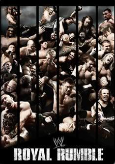 Poster de Royal Rumble 2009 Ab343472