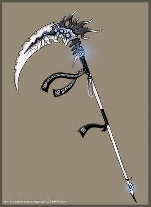 Dragon Wars: Dawn of The Dragons Ice_Scythe__by_Nara87