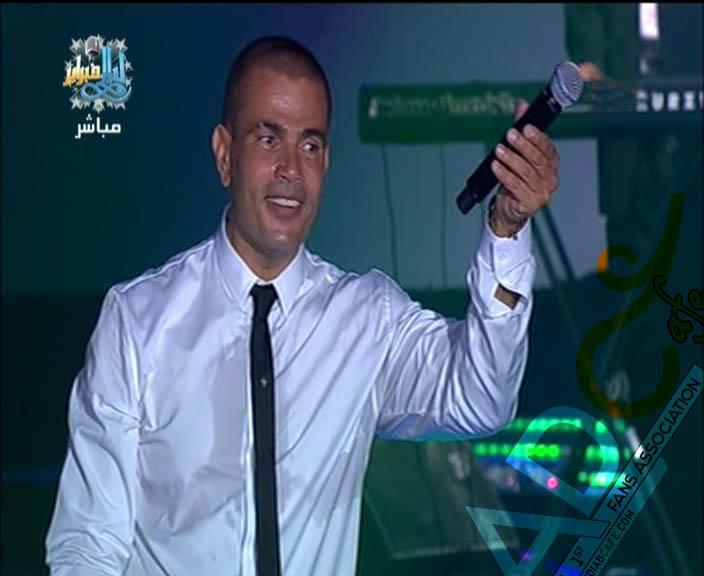 جميع صور عمرو دياب من الحفل -ليالي فباير 2009 16118629