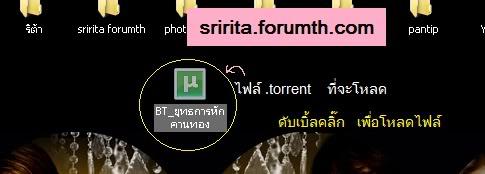 วิธีดาวน์โหลดไฟล์ .torrent 01