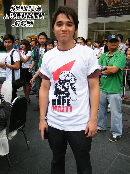 Help Hope Haiti @ Central World [Thanks : CH 3] DSCF0068copy