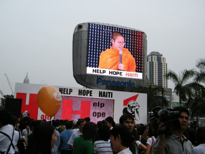 Help Hope Haiti @ Central World [Thanks : CH 3] DSCF0098