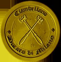 Arrivée de l'Ambassadeur de Milan  CiambellanoO