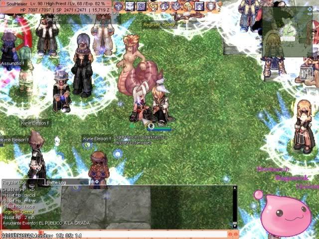 Imagenes mas imagenes y mas imagenes de si vida en el ro ScreenNocturneRo035