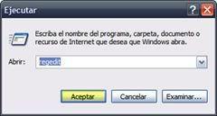 Validar Windows XP Regedit