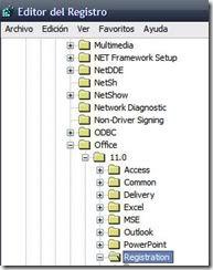Validar Windows XP Regedit2