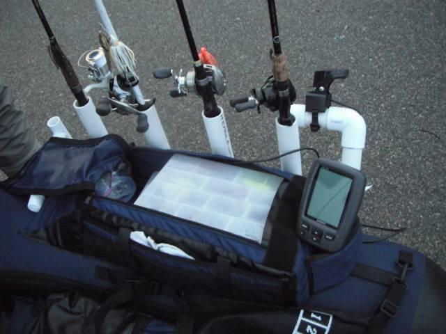 Fish Finder Mod Garmin Echo 100 DSCF1610