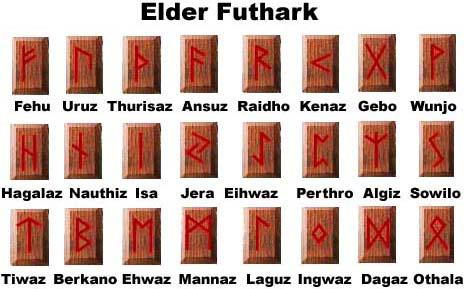 Rune Oracle Elder