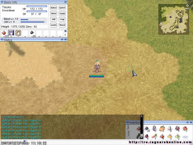 Screenshot war! ScreenLoki000