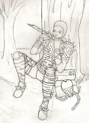 Val's Mando art.  Mando__ade_by_Luni_Doll