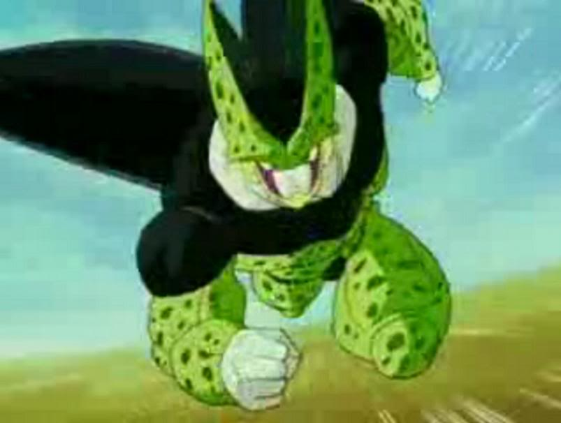 Trama:Dragon Ball PerfectCell11