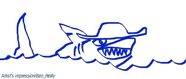 Prehistoric badass: Fossils of giant Texan shark discovered Shark_zpsimggugri