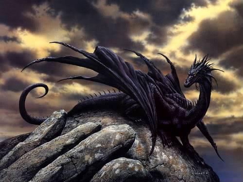 Dragon Rider Black_Dragon-1