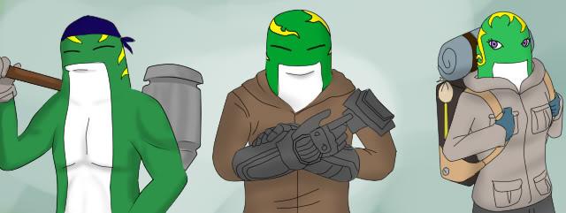 [race concept]Groene Job