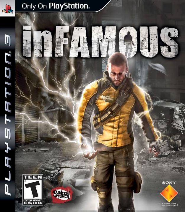 Leemaster's Top Ten games of '09 Infamous