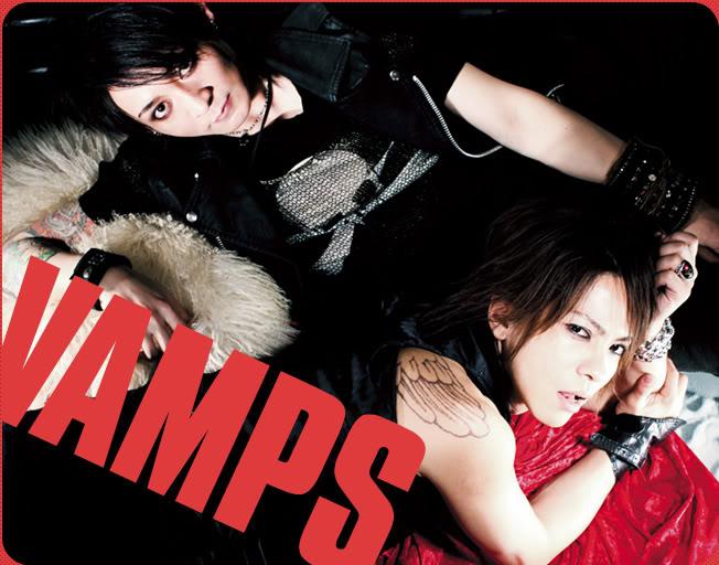 [VAMPS ] Myspace VAMPS