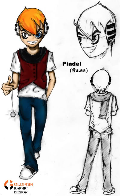 [Character] Pindel [ update Intro ] [Success] Img001
