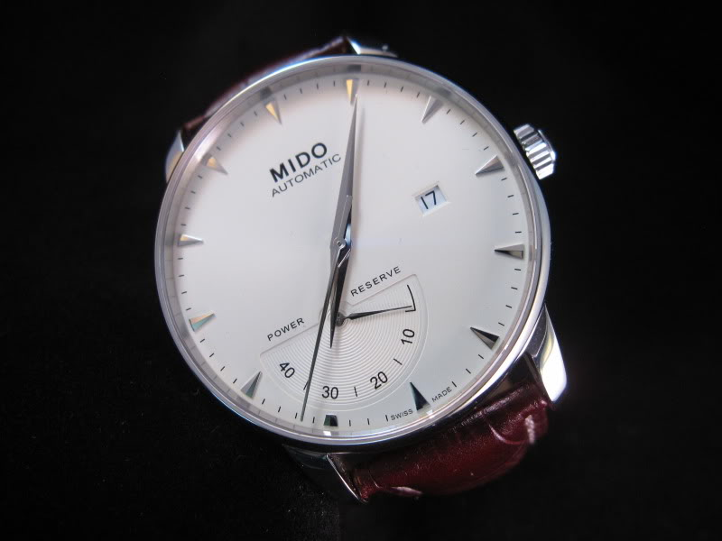 FS: Mido Baroncelli Automatic Power Reserve IMG_3339