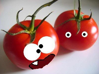 Imagenes graciosas hechas por ti Tomates4