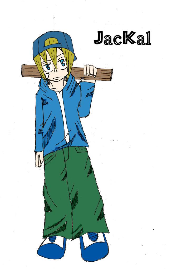 [Character-33]-Jackal- [ComPlete!] JKct