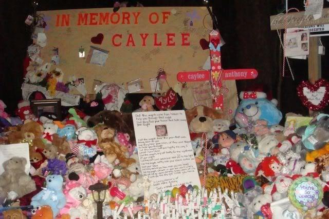 Caylee's Memorial Site/Fox Bloggers Cayleememorialanniv2