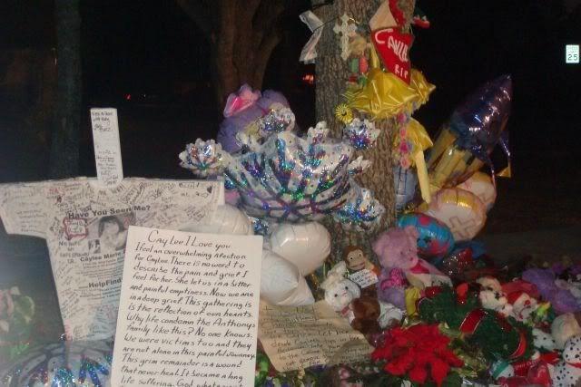 Caylee's Memorial Site/Fox Bloggers Cayleeorigmemorialsite
