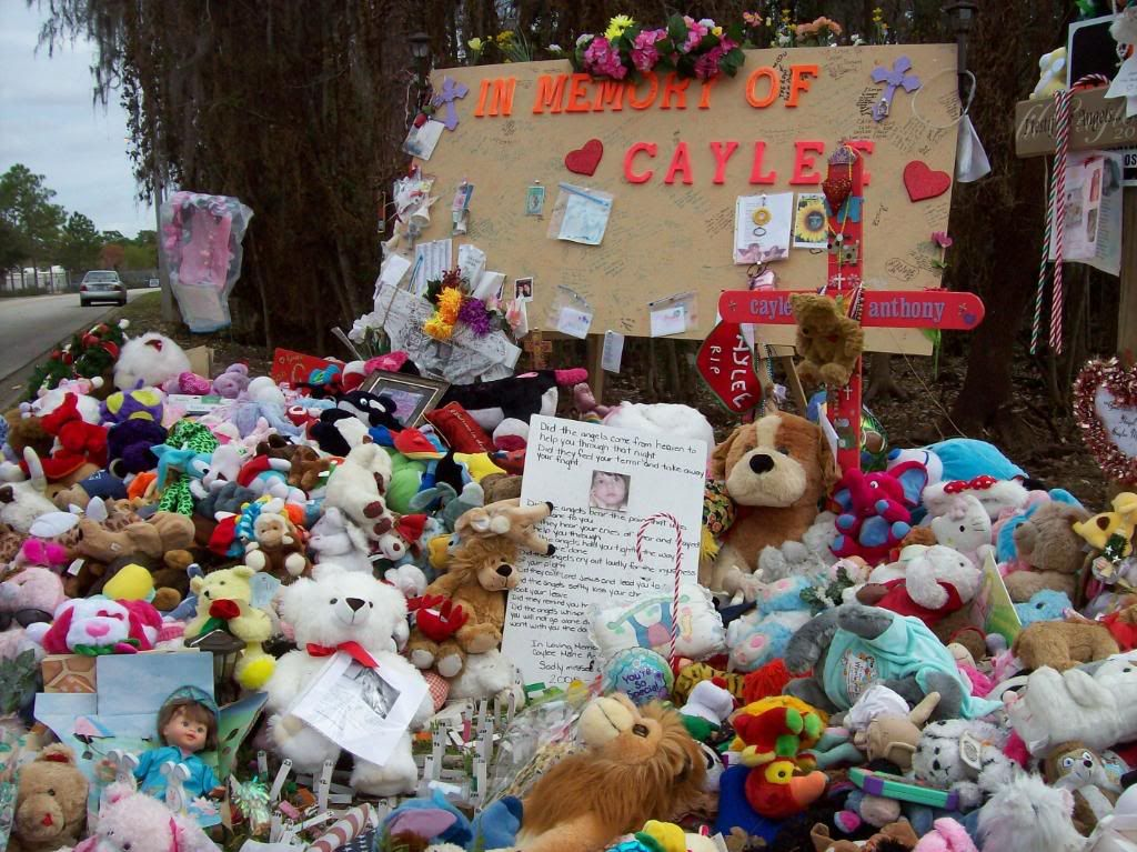 Caylee's Memorial Site/Fox Bloggers Avalon20