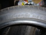 Chrome C5 Z06 wheels w. 275/40/17 Nitto DRs, plus used tires Th_P1040629