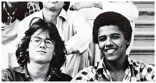 Politicieni in splendoarea tineretii Obama
