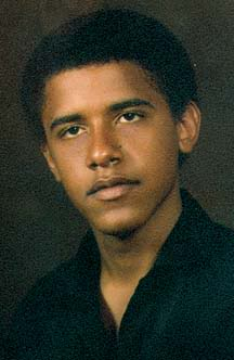 Politicieni in splendoarea tineretii Obama2