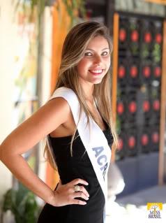 Miss Brail 2010 - Vencedora é de MG Acre