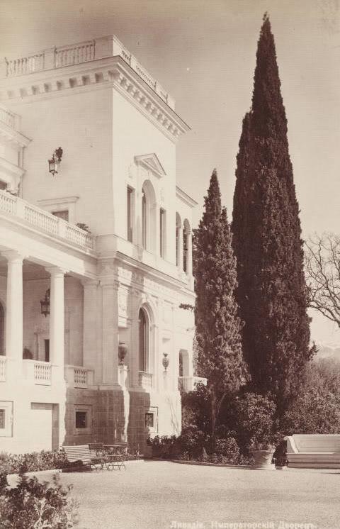 Los palacios de los Romanovs Livadia
