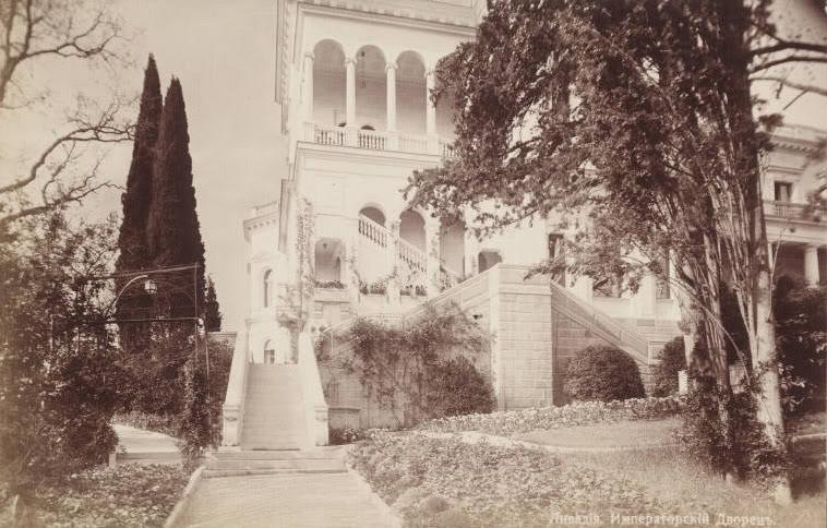 Los palacios de los Romanovs Livadia2