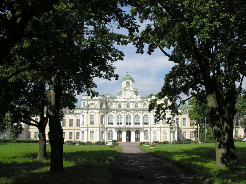 Los palacios de los Romanovs Mikhailovkaunpalacioimpresionantesi