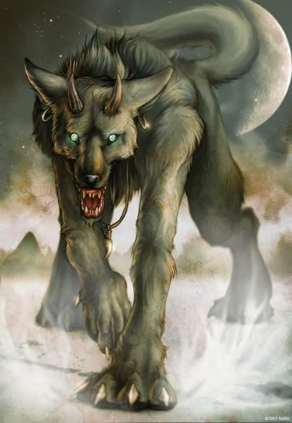 My wolves!!! Demon_wolf