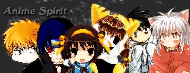 Anime Spirit