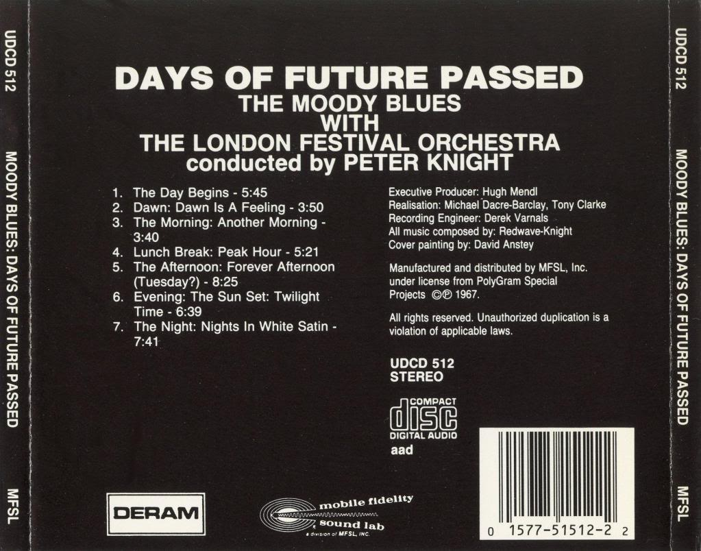 One day closer to the weekend... - Page 12 1967DaysOfFuturePassedBackCover