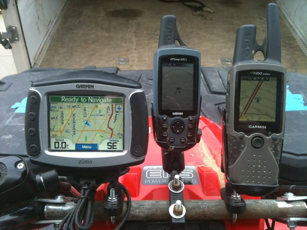 Time to get a GPS - Suggestions wanted! GPSx3