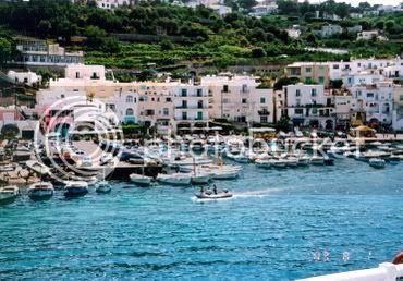 around the world Capri
