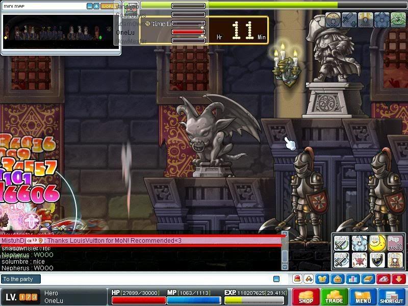 Screenshots of CWKPQ. Maple0002-5